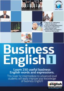 Business English book for improving English