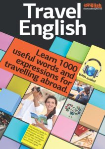 Travel English front cover travelling abroad words and expressions