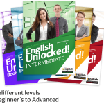 English Unlocked 5 book series will help you improve your English vocabulary and grammar