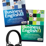Learn business English with Business book 1 & 2
