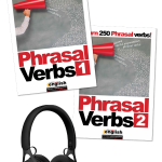 Phrasal verbs eBook 1 and 2 with audios