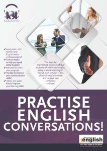 Practice English Converstaions front cover socialising