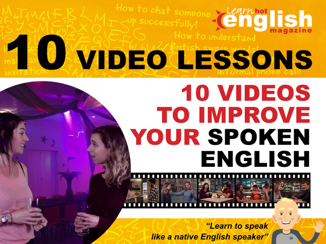 English Learning E-Books | Learn Hot English